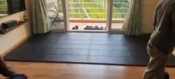Home Exercise Gym Mats (Interlocking Type - No Pasting)