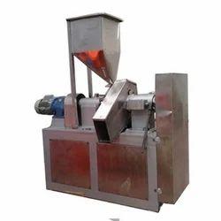 Puff Extruder Machine