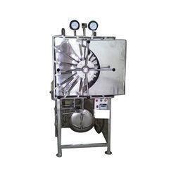 Rectangular Horizontal Steam Sterilizers