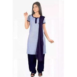 Plain Cotton Housekeeping Female Uniform