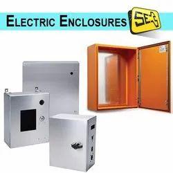 Mild Steel Electric Enclosures