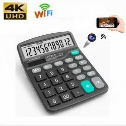 HD 4K Hidden Calculator WiFi Camera