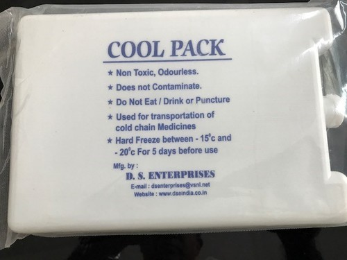 Hard Gel Ice Pack - View Specifications & Details of Gel