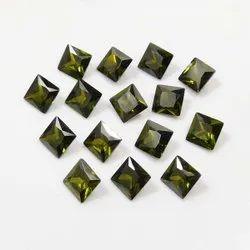 Cubic Zirconia Heena Square
