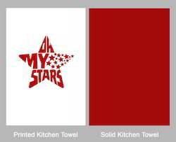 Designer Christmas Dish Towel