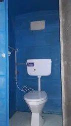 E LOOS  FRP Modular Toilet