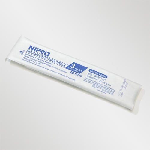 1ml Nipro Disposable Syringe