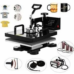 Okoboji Sublimation Combo Heat Press 8in1