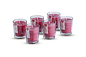 Scented Glass Votive Candle