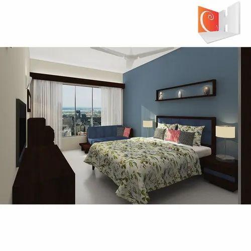 Bedroom Interior Designing Squaro Series, Maharashtra