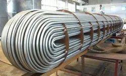 Stainless Steel 347 / 347H Welded U Tubes