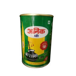 Anik Desi Ghee, Packaging Type: Tin Jar