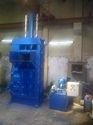 Vertical Type PET Bottle Baling Machine