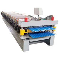 Aluminum Metal Roofing Sheet Making Machine