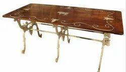 Vintage Industrial Table DIF-1425