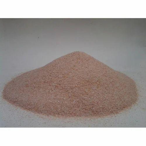 A And B Pink Potash Feldspar Grains, 30 Ton