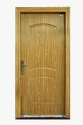 Designer Safety Steel Door