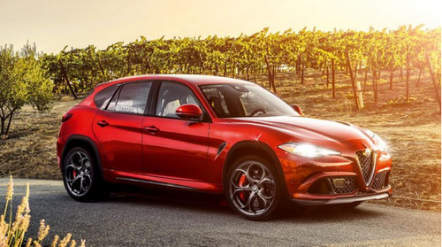 Alfa Rameo Launched Stelvio Quadrifoglio Publication