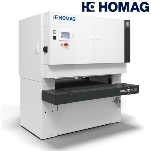 Homag Wide Belt SANDTEQ W-100 (SWT 100) Machine