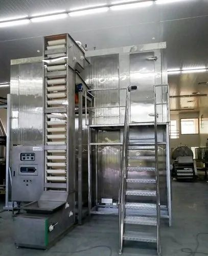 Fruits Vegetable IQF Machines