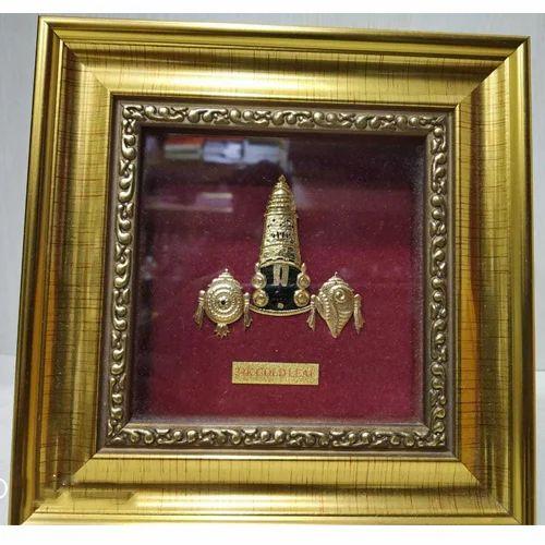 24 Carat Gold Leaf Frame At Rs 3120 Piece Bengaluru Id 13720339962
