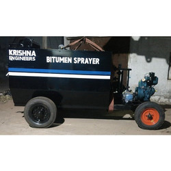 Trolley Mounted Bitumen Sprayer