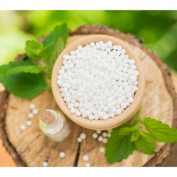 Homeopathic Globules Or Pills