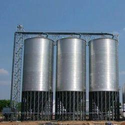 Rice Storage Silo Tank