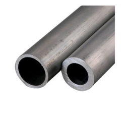 Round Aluminum Pipes