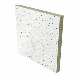 Pin Hole Mineral Fiber Ceiling Tile