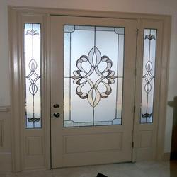 Natural Decorative Window Glass
