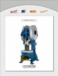 Super Rigid Power Press