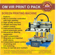 Table Top Screen Printing Machine Make In India