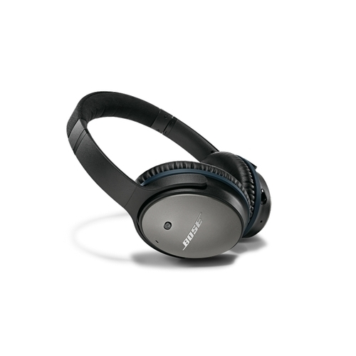 bb2e7669a3e Bose Black 195.6 g Quiet Comfort 25 Acoustic Noise Cancelling Headphones  Samsung and Android Devices