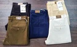 Men Chinos Trousers, Size: 30-38