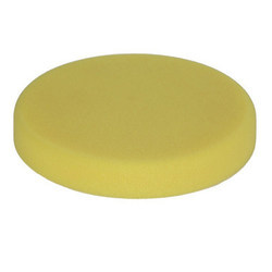 7 Foam Pads Yellow Heavy Cut