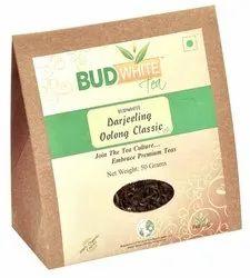 Green Packet Organic Whole Leaf Tea, Leaves
