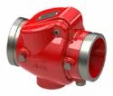 AWWA Grooved Swing Check Valve