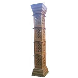 Polished Fiber Pillar
