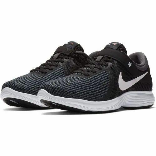 Nike Men's Revolution 4 Flyease Black