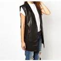Ladies Trendy Leather Jacket