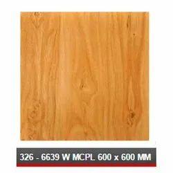Matt 326 -6639-W MCPL 600 x600mm Designer Tiles