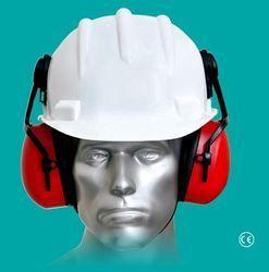 Ear Muff Helmet Attachable