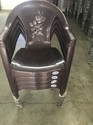 Plastic High Back Chair For Indoor