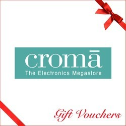 Croma - Gift Card/Gift Voucher