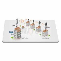 Wireless Point to Point Bridges Solution