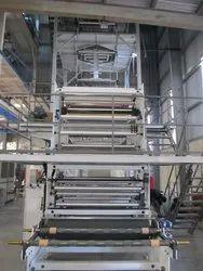 Blown Film Plant For Construction Sheet