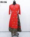 Designer Fancy Jaipuri Kurti