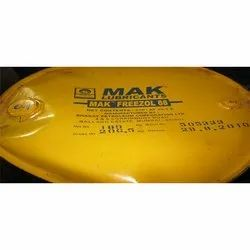 Reciprocating MAK Freezol 68 Refrigeration Oil, Packaging Type: Can,Drum & Bucket