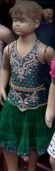 Kids Girls Designer Western Dress